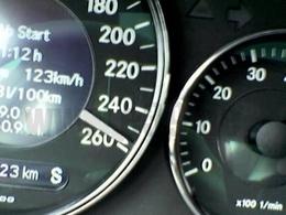 Arrêté à 258 km/h sur l'autoroute A6, il repart (évidemment) sans permis