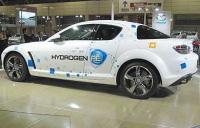 Mazda : la RX-8 à hydrogène toujours développée et testée