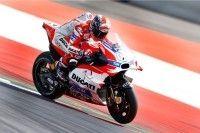 MotoGP - Autriche J.1 : les Ducati voient rouge !