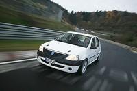 Dacia Logan 2.0 RS : le retour (au Ring' en plus) !!
