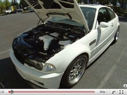 BMW M3 HPF Stage 3 : 802ch dans le trafic