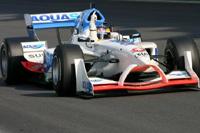 A1 GP Sepang: week-end suisse