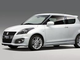 Salon de Francfort 2011 - Suzuki Swift Sport: les bonnes habitudes