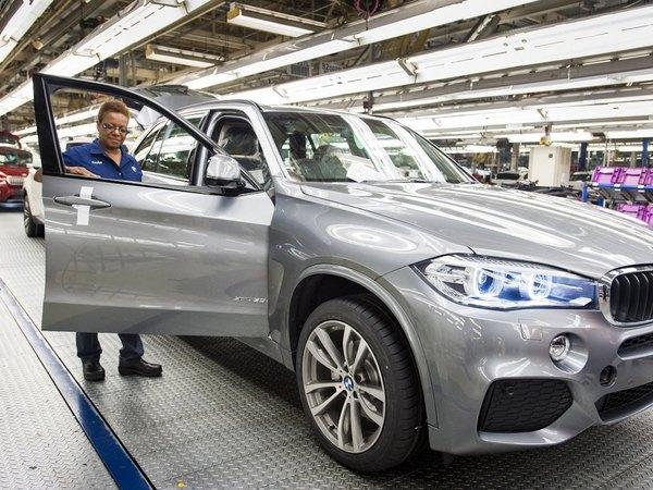BMW va lancer un inédit X7 d'ici 2017