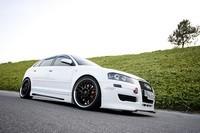 Audi A3 : Le JDM Style touche aussi les allemandes...