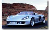 La Carrera GT aura bel et bien une descendante en 2003