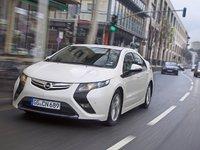 Mondial de Paris 2010 : l'Opel Ampera électrique à autonomie augmentée
