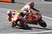 MotoGP - Autriche Qualifications : Rossi contre les Ducati et Márquez blessé