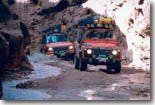 Challenge G4 Land Rover : pour les aventuriers globe-trotters