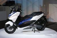 Nouveauté scooter 2015 : Honda dévoile son Forza 125 cm3