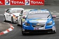 WTCC à Pau: Carton plein pour Chevrolet... et plein de cartons !