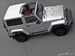 Project Kahn Jeep Wrangler Targa