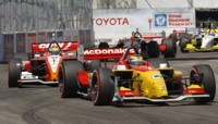Champ Car à Cleveland : Sébastien Bourdais indemne