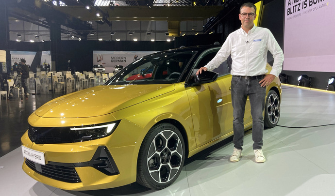 Opel Astra (2021): une montée en gamme bien assumée (présentation vidéo)