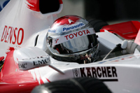Jarno Trulli inscrit ses premiers points
