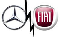 Mercedes et Fiat ne discutent plus