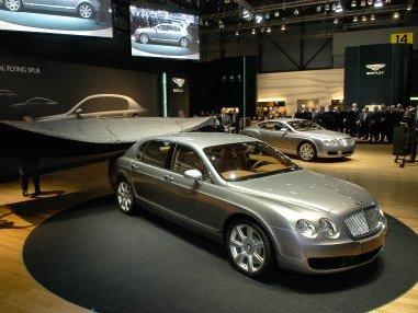 Bentley prêt pour le diesel