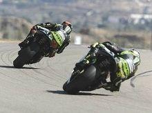 Moto GP - Yamaha: On travaille sur la boite pour la prochaine M1