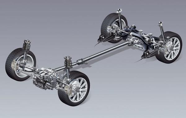 Hyundai 4WD : les coréens testent le système Haldex
