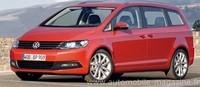 Volkswagen Sharan : enfin une descendance