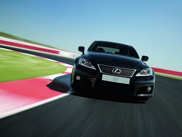 Mondial de Paris 2010 : la Lexus IS-F prête pour affronter la norme Euro5
