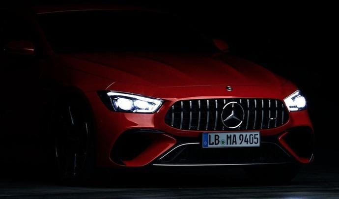 Salon de Munich 2021 : AMG dévoilera la GT hybride