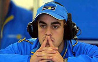 Fernando Alonso est au firmament