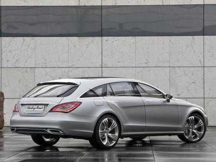 La Mercedes CLC Shooting Brake bonne pour la production