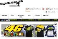 Économie: Shogunmoto.com devient propriétaire de Discount-moto.com