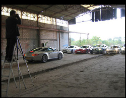 Sport Auto : making of