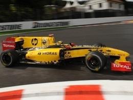 Kubica ravi de son retour aux avant-postes