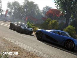 DriveClub sur PS4, c'est pour bientôt !