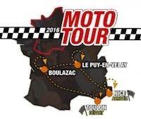 Moto Tour 2016: demandez le programme