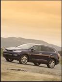 Mazda : un grand frère pour le prochain CX-7