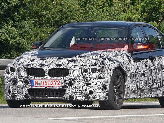 La future BMW M3 surprise