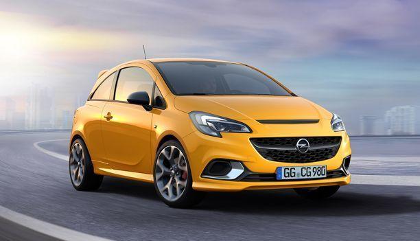 Opel Corsa GSi: à partir de 20700€
