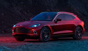 Lamborghini Urus et Aston Martin DBX, même objectif