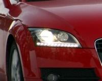 L'Audi TT passera bientôt aux leds