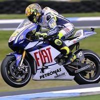 Moto GP - Australie D.2: La pire qualification de la saison pour Rossi