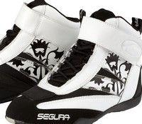 Segura donne du style à vos pieds: la basket Fiona