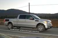 Future Ford F-150 Phase 2 pour Detroit