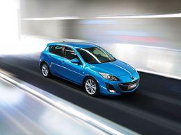 Mondial de Paris 2010 : la Mazda3 1.6 MZ-CD à 117 g CO2/km