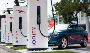 Bornes de recharge : presque 30000 points en France, mais très peu en charge rapide