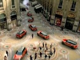 [Vidéo] Invasion urbaine et aérienne de Mini Countryman