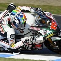 Moto 2 - Australie Qualification: De Angelis en pole et Di Meglio sur la première ligne