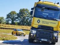 Renault Sport dévoile un camion