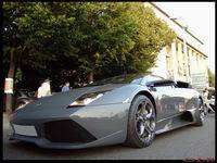 La photo du jour: Lamborghini Murcielago LP640.