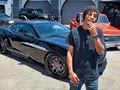 Découvrez le garage de Lupe Fiasco