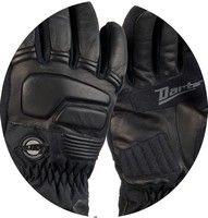 Darts, gants pour l'hiver: les Vermon