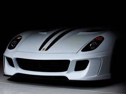 Vörsteiner: une Ferrari 599-VX au look de GTO